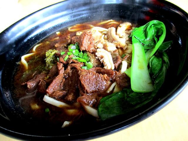 Chopsticks beef noodles special 2