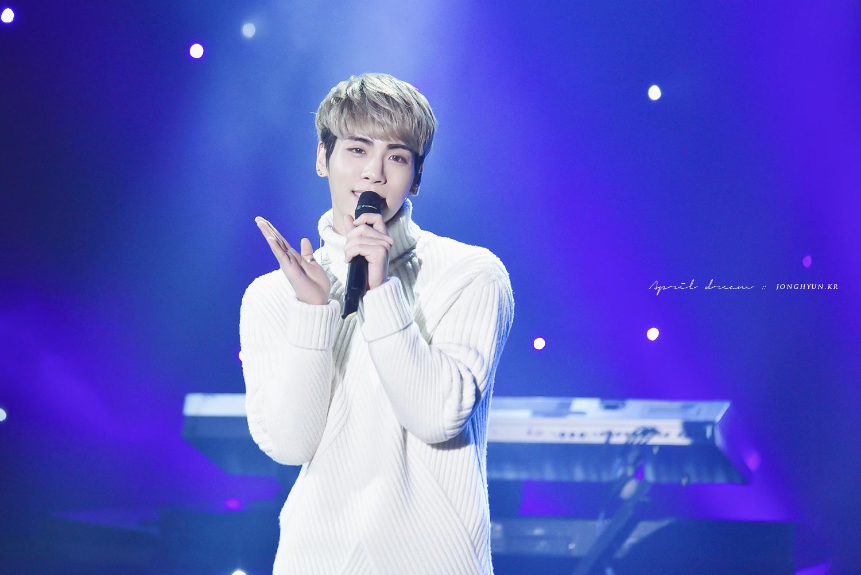 151208 Jonghyun @ MBC Harmony Live Concert 23610558215_2a4a9f269a_o