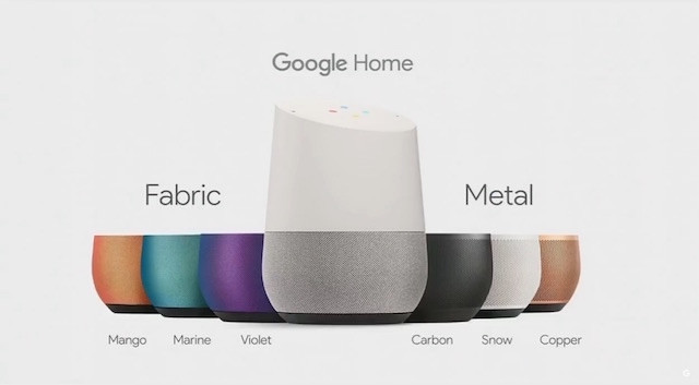 Why the intelligent speaker Nandi Amazon Echo and Google Home?