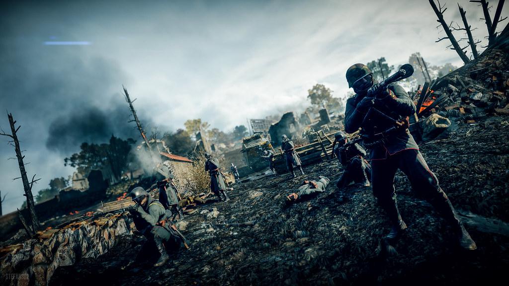 Battlefield  Graphics Designers