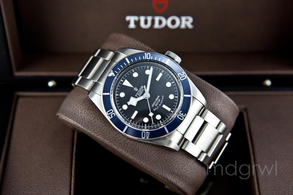 Omega Authorized Dealer >> FSOT: Tudor Black Bay - Blue - ETA Movement - 79220B