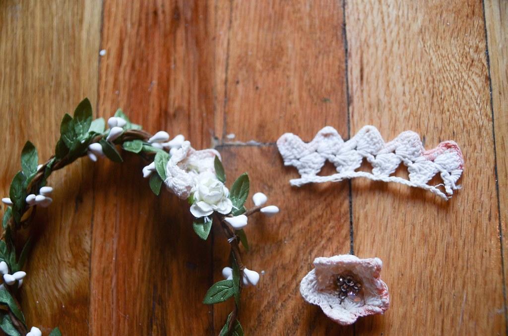 Dog Collar Flower Slider