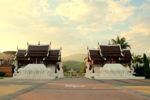 Royal Flora Ratchaphruek Chiang Mai Thailand
