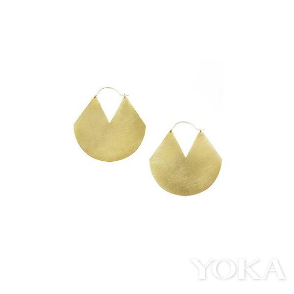 Fay Andrada Viuhka earrings, $152