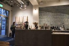 Mazarine Coffee, San Francico