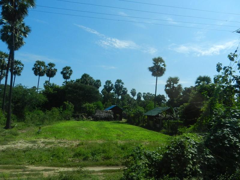 Бирманские селения