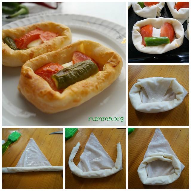 Sandal böreği nasıl yapılır