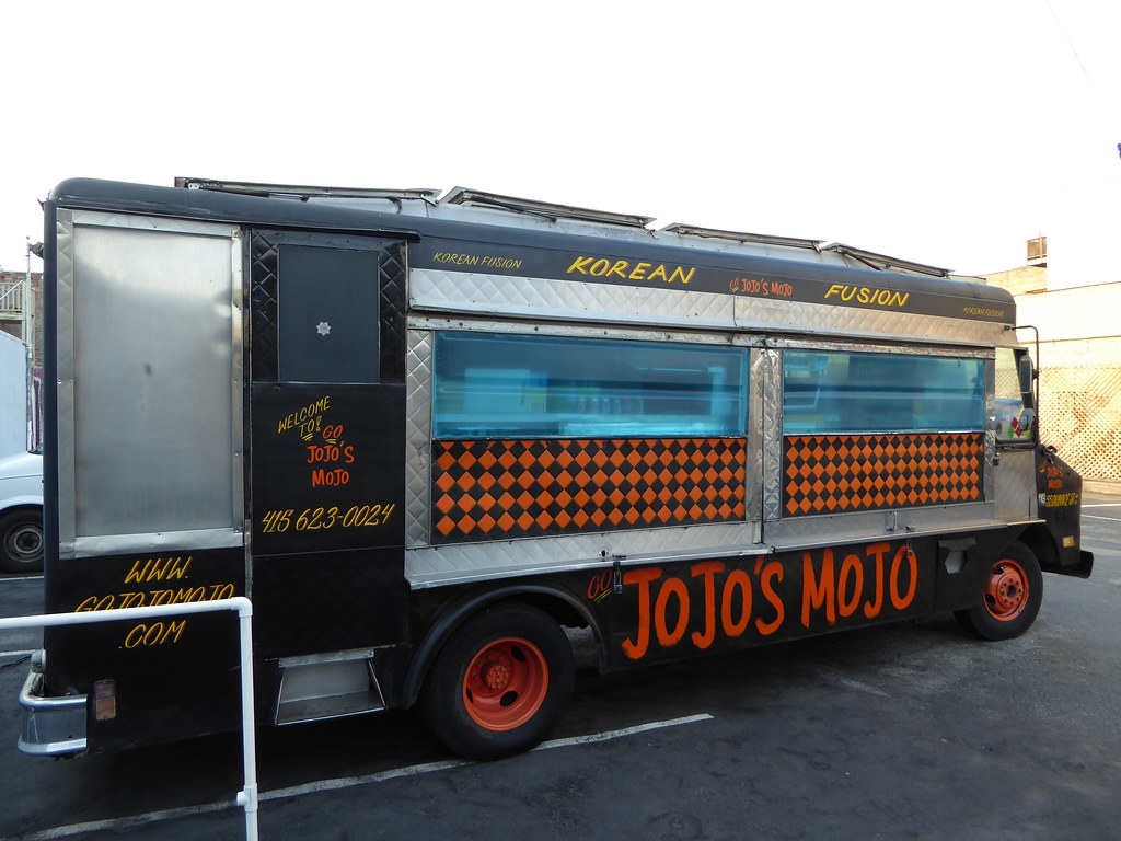 Food Truck San Mateo County