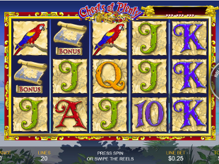 Chests of Plenty Mobile slot game online review