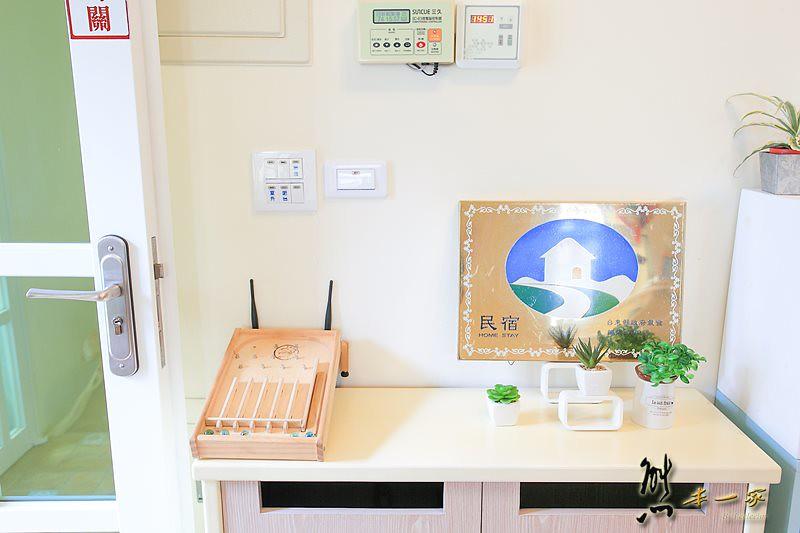夏日微風民宿|環境