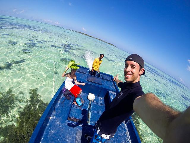 Viaje lowcost a Maldivas en barca de pescadores