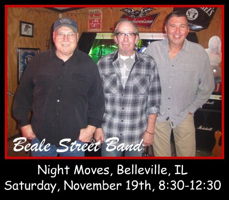 Beale Street Band 11-19-16