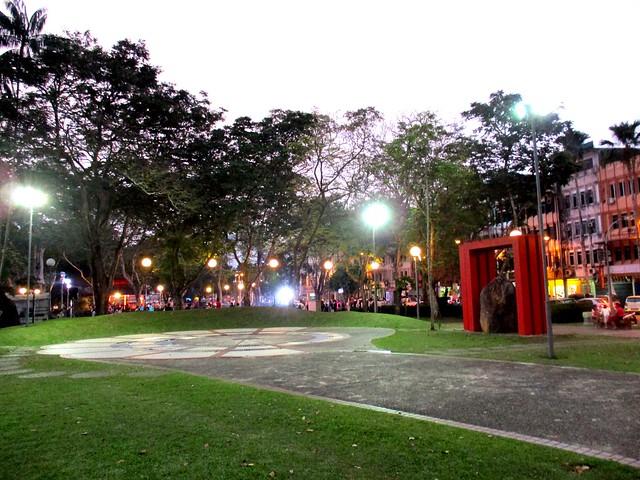 The Rejang Esplanade, Sibu