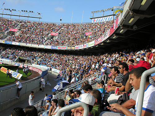 Heliodoro Stadium, Santa Cruz
