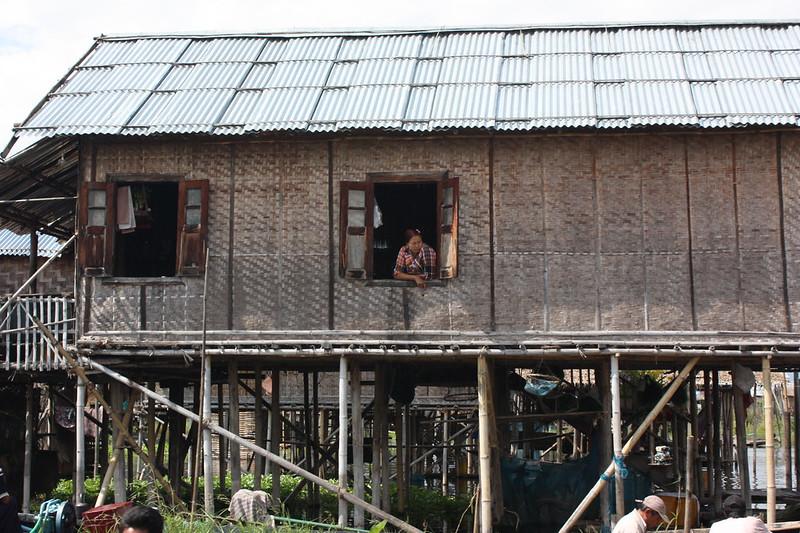 Инле, Бирма