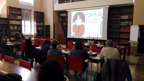 Autori in Ateneo (Università di Macerata, ottobre 2016)