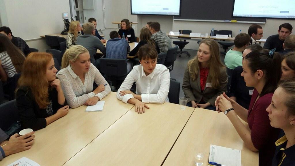 Растем вместе: долгосрочная программа менторства для студентов ВШМ CПбГУ