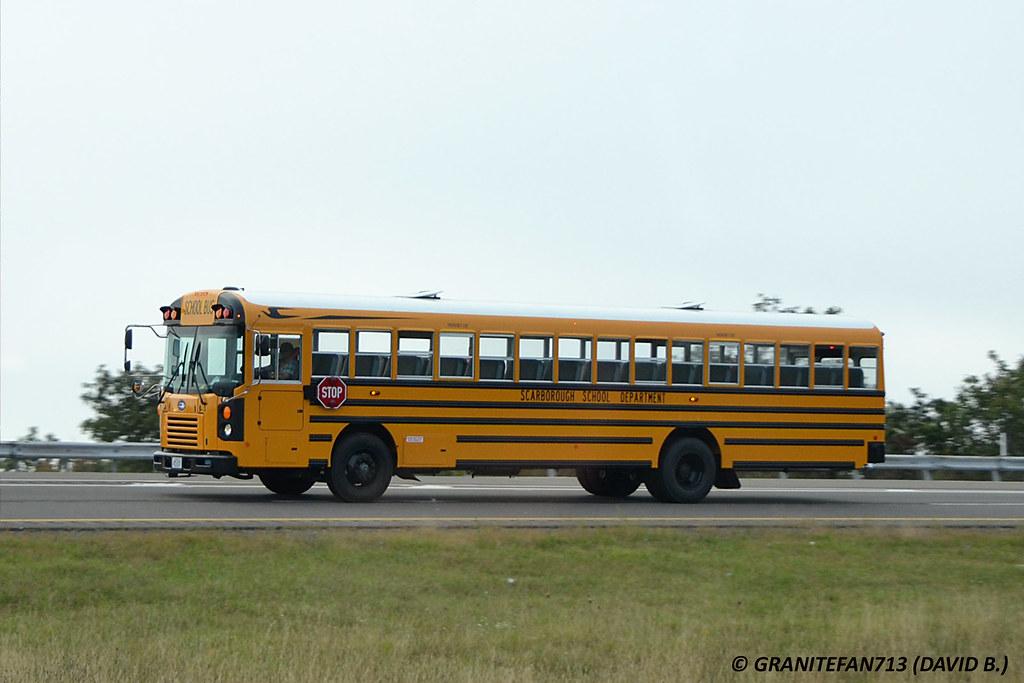 Blue Bird Bus >> 2016 Blue Bird All American T3 | Trucks, Buses, & Trains ...