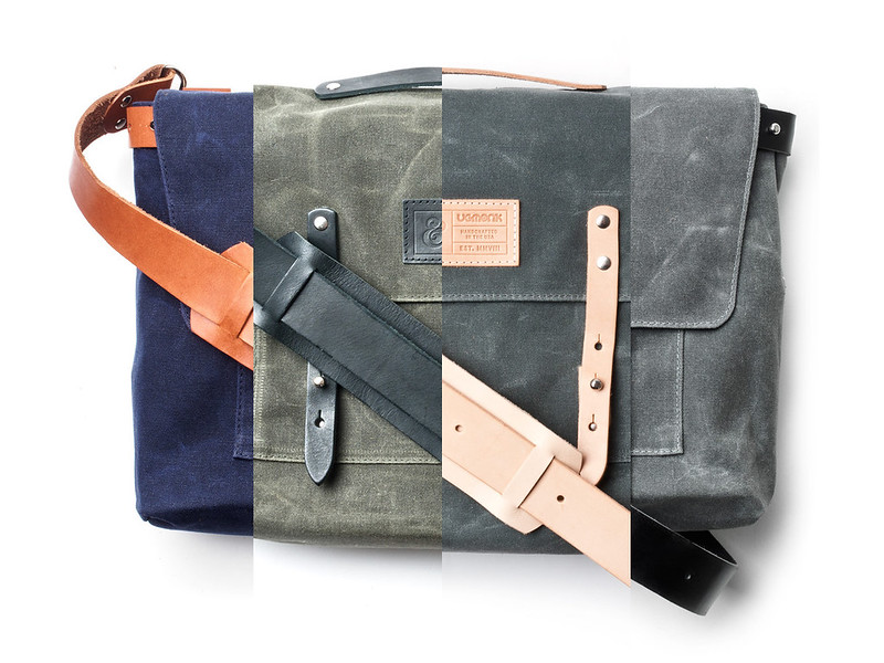 Ugmonk Messenger Bag colors