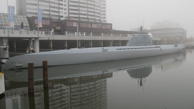 U-Boot Wilhelm Bauer #1