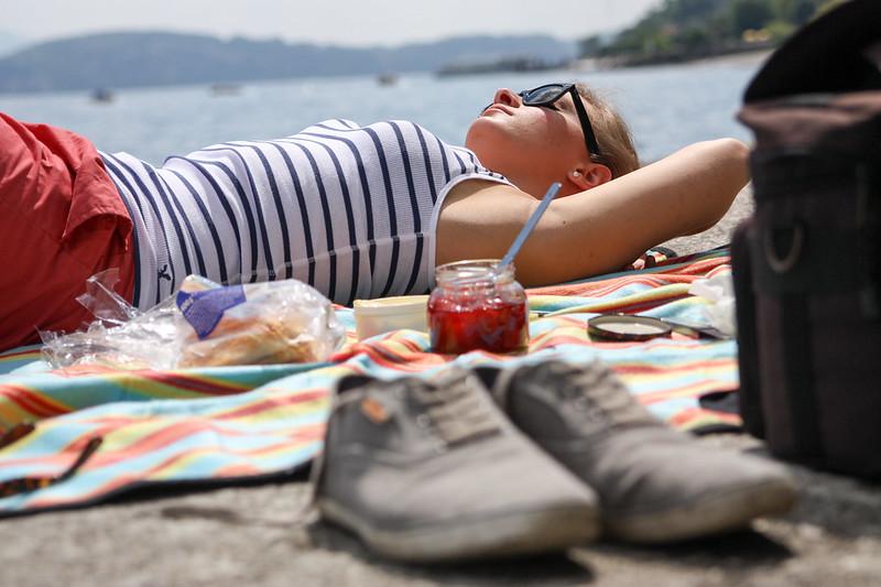 picnic at lago maggiore