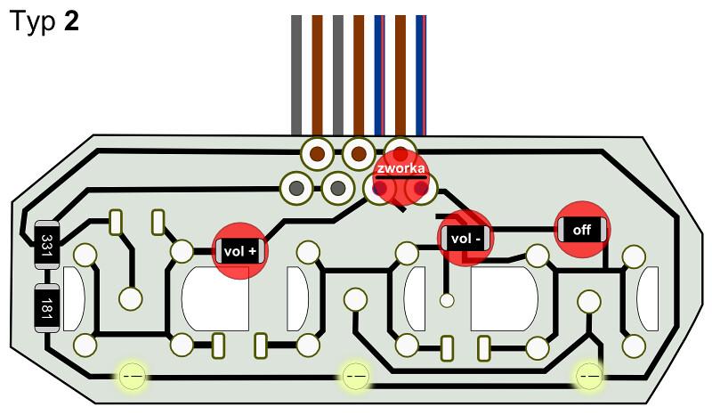 sterowanie radiem z kierownicy