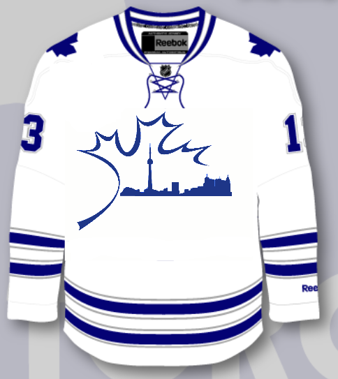 maple leafs new jersey