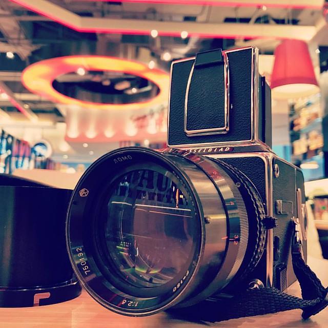 Lomo 150mm F2.8 電影色彩世界