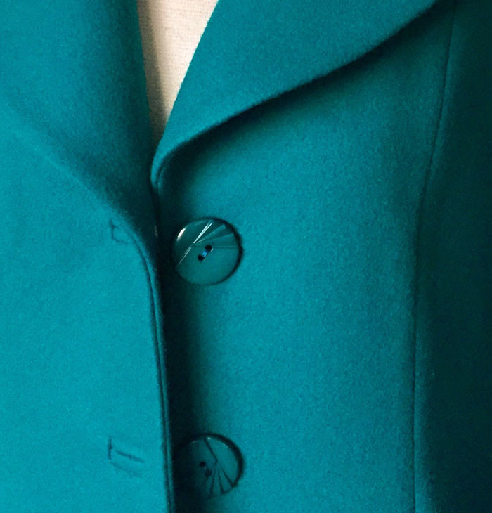 green coat sneak peek