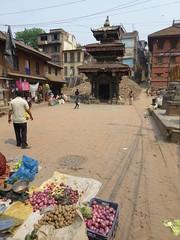 Das Leben in Bhaktapur