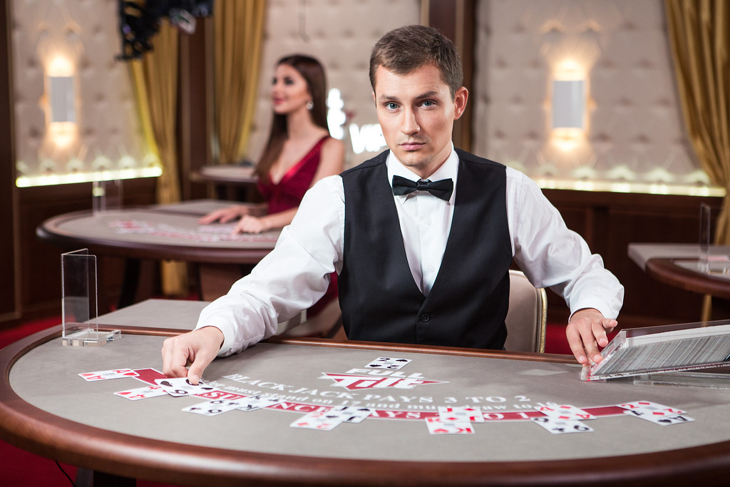 Live casinos offer real life dealers conveniently streamed online.
