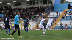 Cronaca e Tabellino: Matera-Catania 0-1