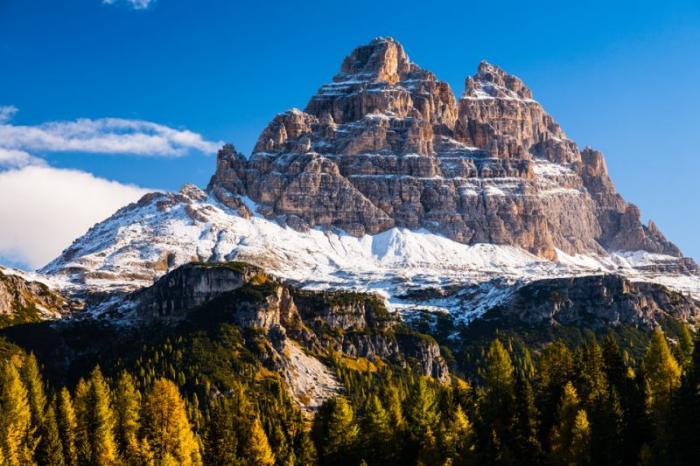 Волшебная осень в Доломитовых Альпах - ПоЗиТиФфЧиК - сайт позитивного настроения!
