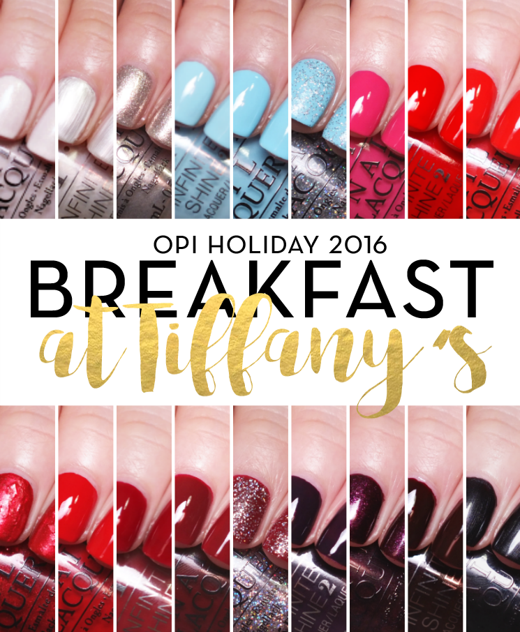 opi holiday 2016 breakfast at tiffany's swatches (2)