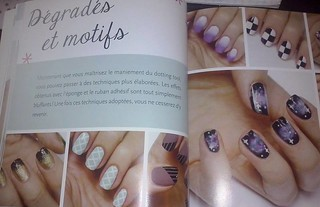 nail art addict DEGRADES ET MOTIFS