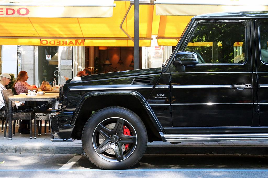 Mercedes benz g 65 amg instagram r simmerman flickr for Mercedes benz instagram