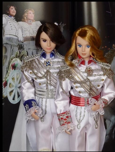 Petite revue des poupées Lady Oscar 21702430073_394c447c62_b
