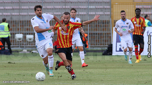 Lupa CR-Catania 1-2: Niente sconti$