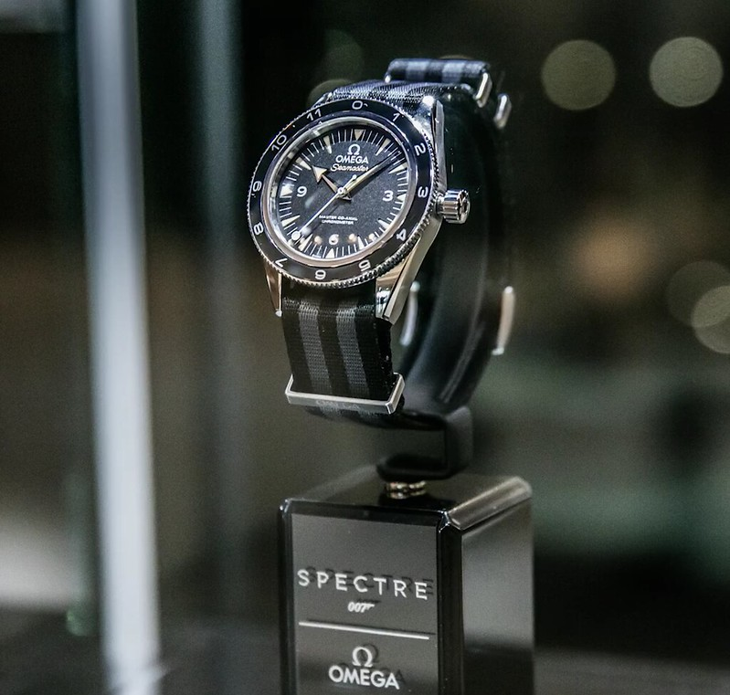 8891189d126 Omega Seamaster 300 Spectre Limited Edition - Omega - RWG  Replica ...