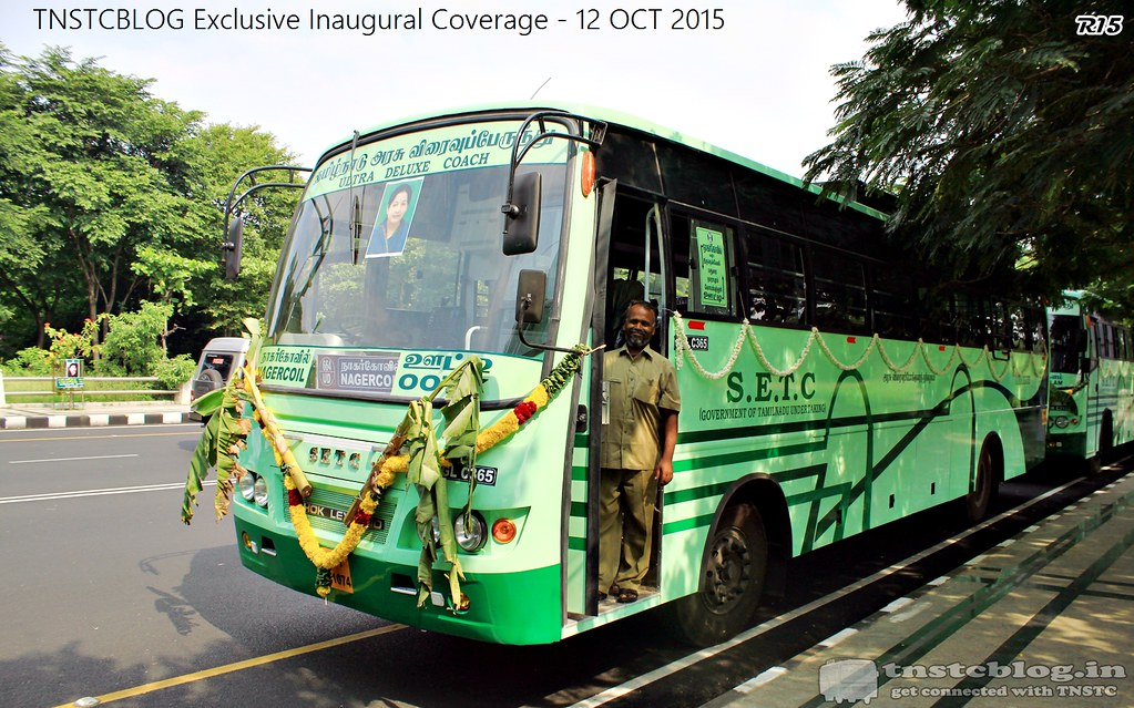 Tamil Nadu Buses - Photos & Discussion - Page 2269