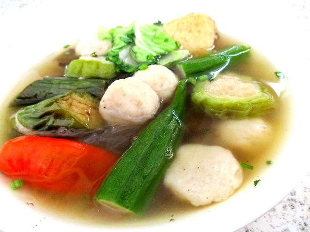 Sing Long Cafe yong tau foo