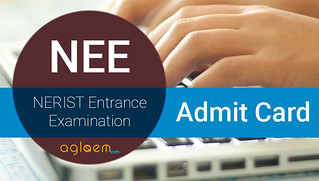 NEE Admit Card 2016 / Hall Ticket - Download Here