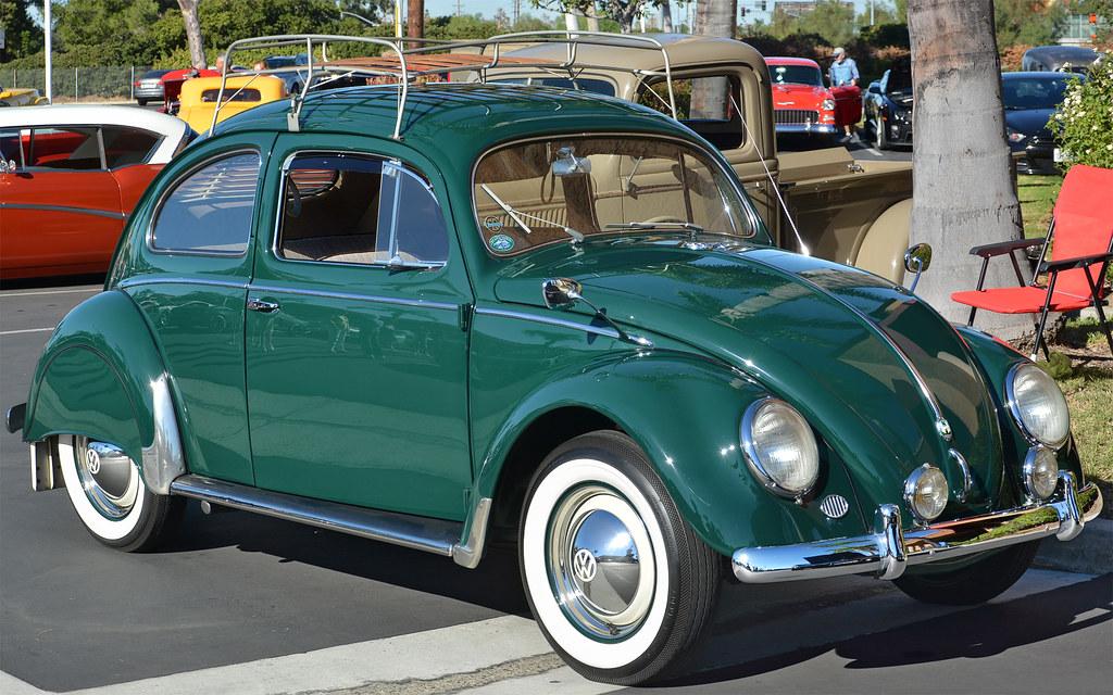 1953 Volkswagen Beetle Enderle Center Million Dollar