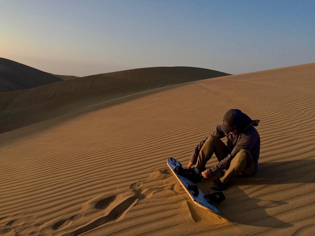 와카치나 사막