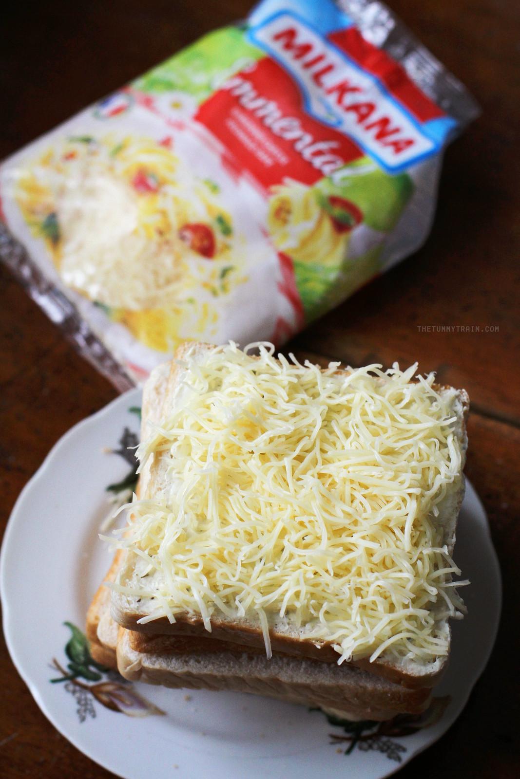 23627669436 dbb0e154ab h - Milkana Grilled Cheese Sandwiches for a little mid-week treat!