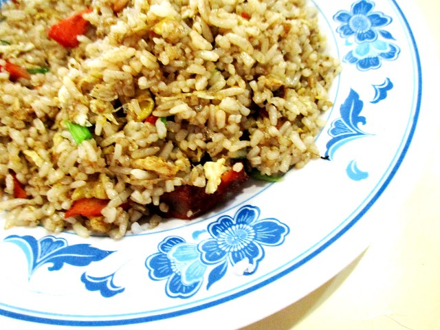 Y2K fried rice