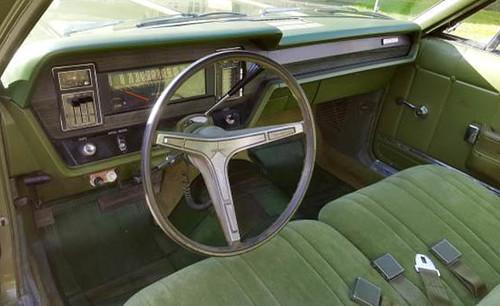 1969 AMC Rambler Rebel SST Wagon