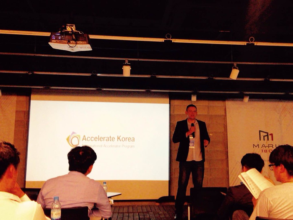 K-Global Startup Engine Orientation