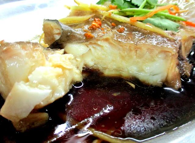 Dragon steamed ikan lajong 2