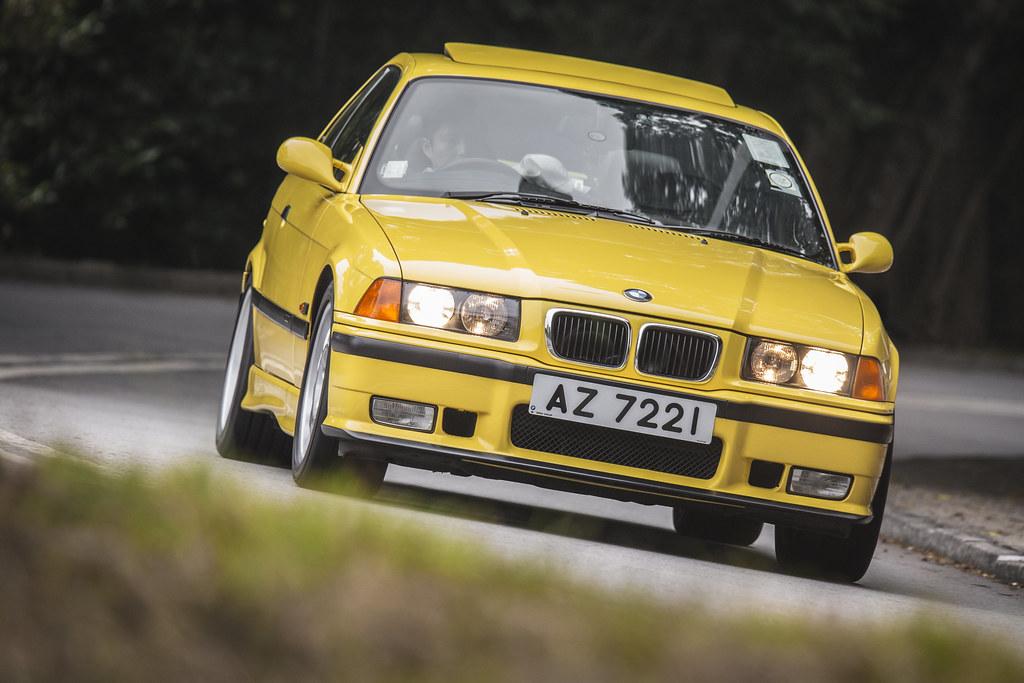 BMW M3 (E36) @ Tai Po, Hong Kong | Sunday Morning Drive in ...